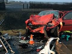 Gentlemanky silnic zachraňovaly životy u hromadné nehody v jižních Čechách