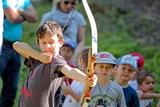 Odpoledne pro děti 2017 na hradě Šternberk