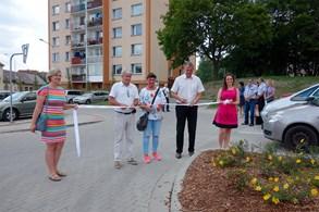 Šumperk dokončil další etapu revitalizace panelového sídliště Prievidzská