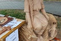 Lidé zvolili nejpěknější sochu a obraz Valašského kumštování