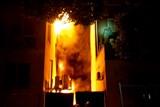 Noční požár střechy v Brně způsobil vysokou škodu