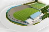 Začíná výstavba fotbalové akademie na Bazalech