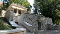 Začíná oprava kaple Jihoslovanského mauzolea