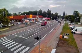 Další kamera v Břeclavi nabízí informace o dopravní situaci