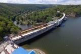 Rekonstrukce hráze vodní nádrže Vranov běží podle harmonogramu
