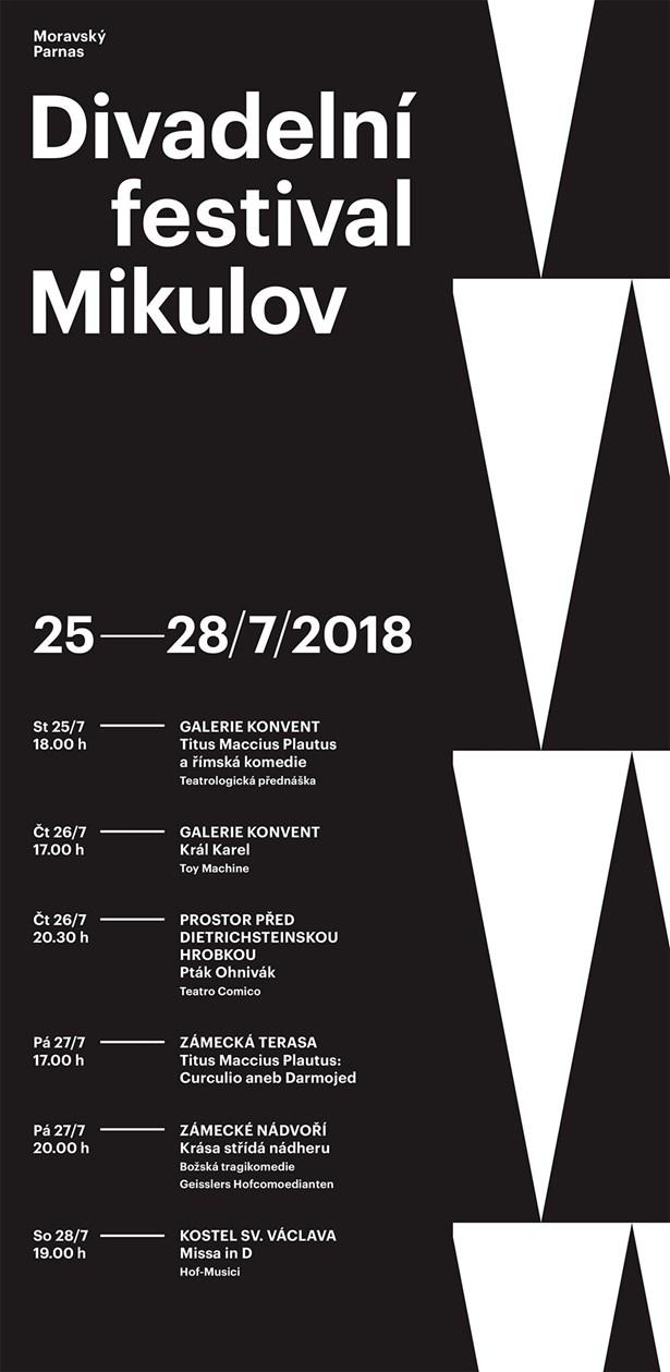 Festival barokního divadla - Moravský Parnas