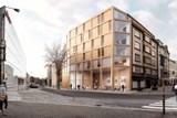 Porota vybrala vítěze architektonické soutěže na nový bytový dům v centru Ostravy