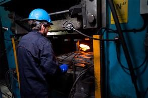 Výrobu prostějovské kovárny Alper brzdí nedostatek zaměstnanců