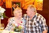 Manželé Kneblovi oslavili 60 let společného života