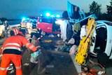 Tragická dopravní nehoda se smrtelným zraněním u Pasohlávek