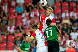 První ligovou porážku Slavie připravil Jablonec
