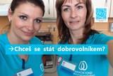 Nemocnice hledá dobrovolníky pro onkologické pacienty