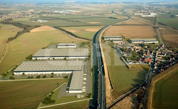 Popis: Panattoni Park Prague Airport II - Pavlov.