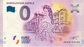 Přijďte si pro nulovou bankovku do Bardejovských lázní na Alžbětinský den