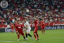 Olomouc v Seville ukončila pohárovou Evropu