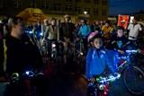 Rekordní Cyklosvětluška opět rozsvítila Bělský les a podpořila dobrou věc