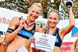 Plážové volejballistky Sokola Hluboká mají šanci hrát na Olympiádě