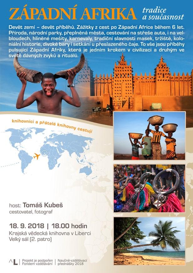Západní Afrika – Tradice i současnost