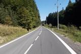 Silnice přes Hostýnské vrchy je opět plně průjezdná