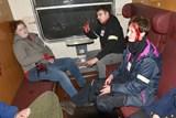 Simulovaná srážka vlaku v železničním tunelu prověřila záchranáře