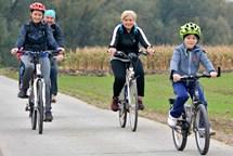 Sobotní cyklovýlet představí novinky pro kolaře, na účastníky čekají dárky i polský bigos
