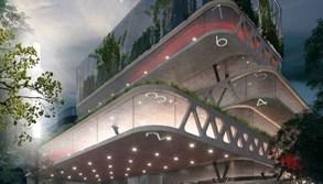 Architektonická soutěž na nový parkovací dům má svého vítěze