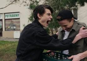 Josef Trojan v novém filmu Davida Vignera Abstinent