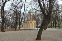 Kaple Božího hrobu na Petříně je kompletně zrestaurovaná. Je z ní ozdoba parku