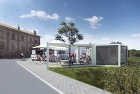 Dolní nádraží ožije designovou Čekárnou s jídlem i výstavami