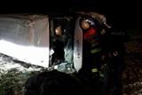 Tragická dopravní nehoda u Horní Moštěnice