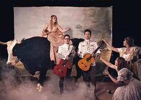Žhavé flamenco Café del Mundo podpoří koncertem Nadační fond Ozvěna
