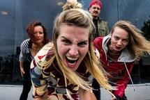 Nezkrotná kapela Gaia Mesiah zamíří v úterý do brněnské Flédy