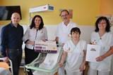 Děti ve Vsetíně budou hlídat nové monitory dechu