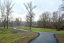 V Bohumíně dokončili další část cyklostezky kolem Vrbického jezera