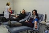 Sto třicet prvodárců během jediného dopoledne přivedla do Uherskohradišťské nemocnice kampaň ´450 ml naděje´