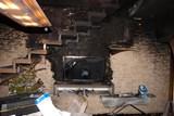 Téměř miliónová škoda po požáru domu v obci Chlum