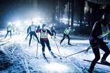 Bedřichovský noční maraton: na běžkách za svitu hvězd