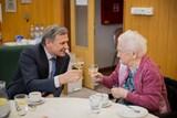 Paní Ludmile Krátké k 100. narozeninám poblahopřál i hejtman
