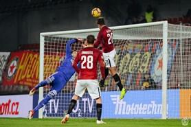 Sparta porazila Bohemians penaltou v nastavení