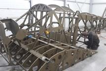 Výroba letounu pro památník je v plném proudu