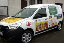 Sociální automobil pomůže centru pro seniory v Bruntálu