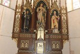Liberecký kraj pomáhá opravit památky. Podpořil i restaurování hlavního oltáře v kostele sv. Víta v Osečné