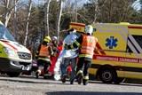 Desítky hasičů zasahovaly na Břeclavsku