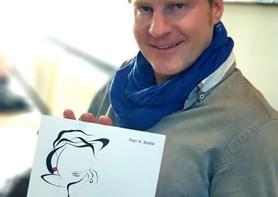 Herec  Petr Batěk vydává svou už 3. knihu veršů