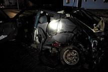 Tragická nehoda v Ohnišťanech