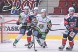 Karlovy Vary zvládly první utkání play-out, zvítězili nad Chomutovem
