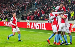 Fantastický výkon posunul Slavii do čtvrtfinále EL