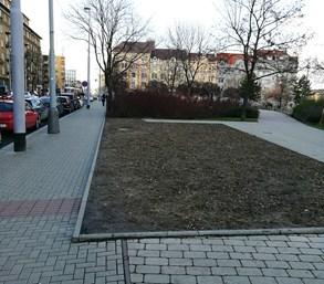 Praha 7 vyhlásila soutěž na kavárnu v parku na Ortenově náměstí