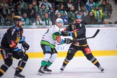 Karlovy Vary vyhrály v Litvínově a nakročily k záchraně