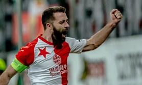 Slavia v Příbrami navýšila náskok na čele